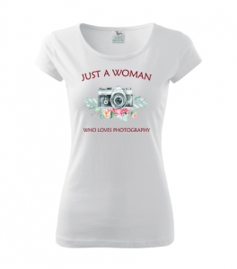 Just a woman - who loves photography