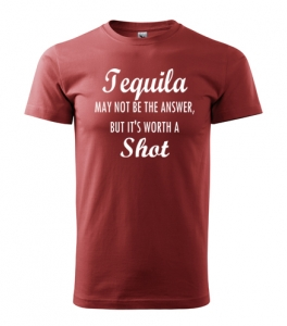 Tequila May Not be the Answer, But It´s Worth A Shot (Tequila nemusí být odpovědí, ale stojí to za to)